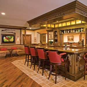 Home Bar Ideas and Themes