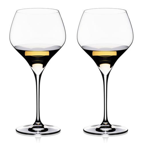 Riedel Vitis Montrachet Wine Glasses - S/2