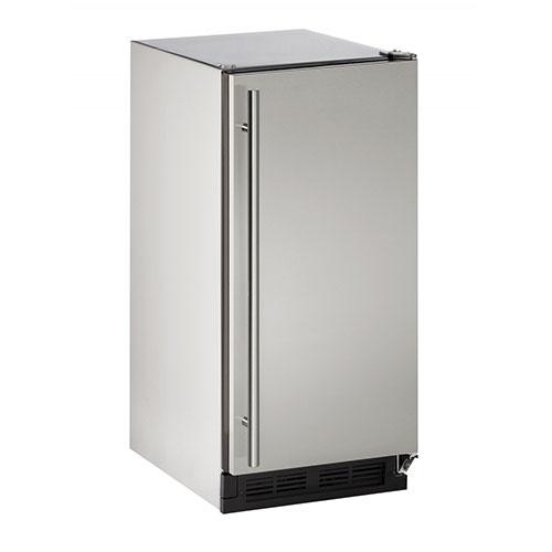 U-LINE 15  Stainless Steel Outdoor Ice Maker