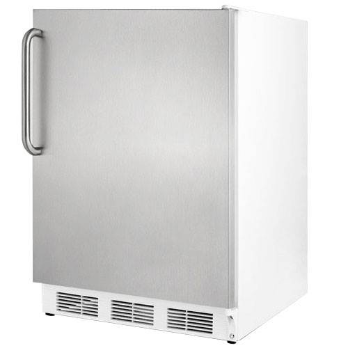 Summit 5.3 Cu Ft Built-in Fridge Freezer