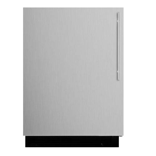 Summit Built-In Compact Refrigerator / Freezer - Left Hinge