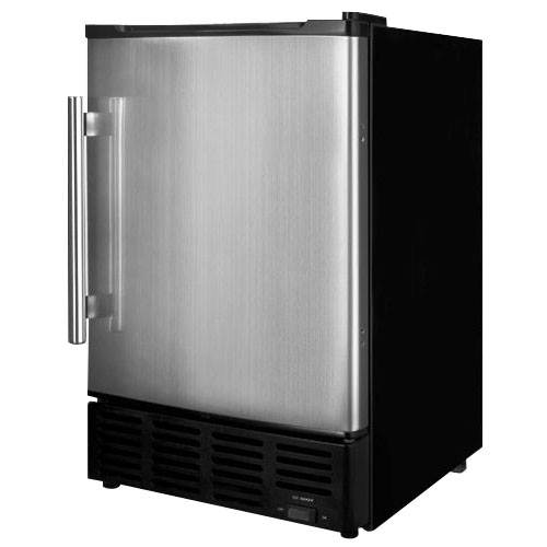 Summit Ice Maker - Platinum Door