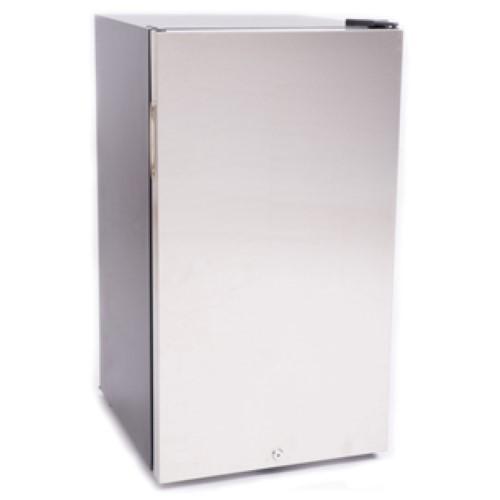 EdgeStar 113 Can Beverage Center Stainless Door