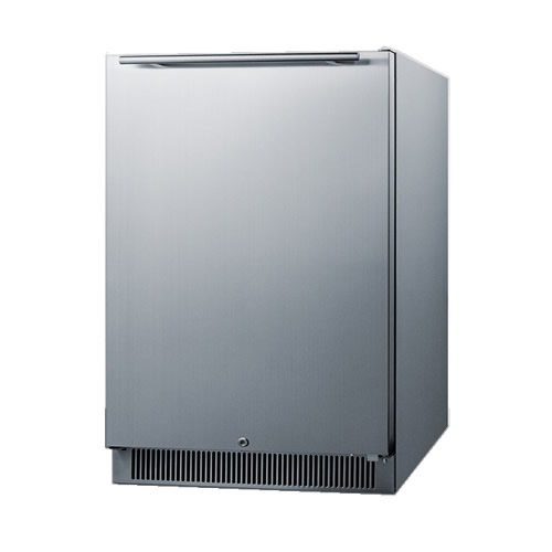 Summit 5.6 Cu. Ft. Outdoor Built-In Refrigerator