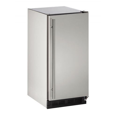 U-LINE 15  Outdoor Clear Ice Maker with Pump