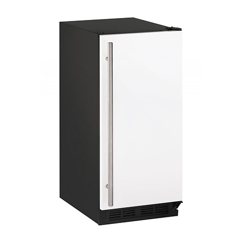 U-Line 15  White Clear Ice Maker