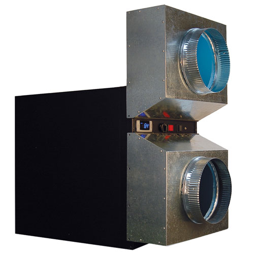 CellarPro Front Duct Kit for Low RH Environments, #1476