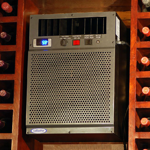 CellarPro 3200VSx Wine Cooling Unit (Exterior)