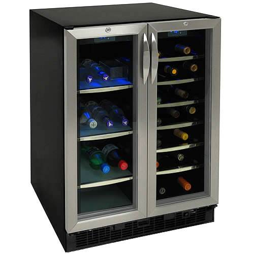 Danby Dual Zone Beverage Center