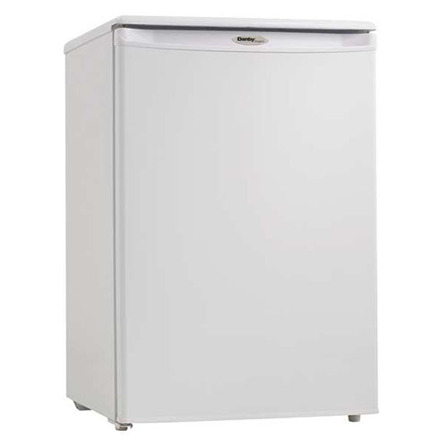 Danby Energy Star 4.4 Cu. Ft. Refrigerator/Freezer-White