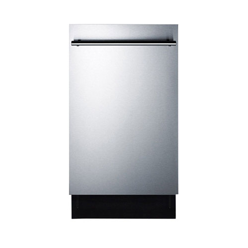 Summit 18  Built-In Dishwasher - Stainless Steel