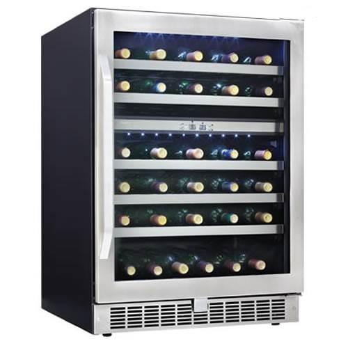 Danby Silhouette Professional 51-Bottle Built-In Wine Cooler