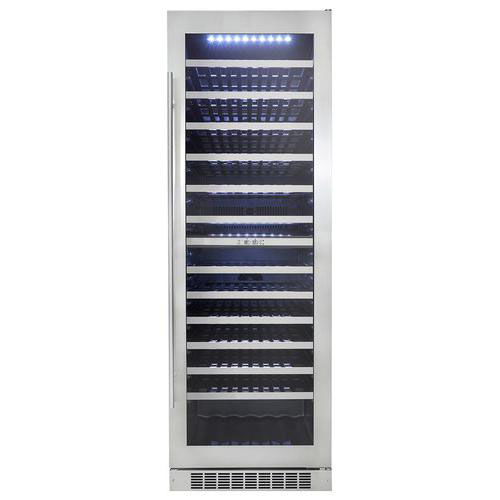 Danby Silhouette Professional 129-Bottle Built-In Wine Cooler