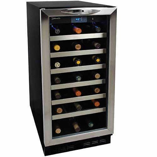 Danby Silhouette 34 Bottle Built-In Wine Cooler