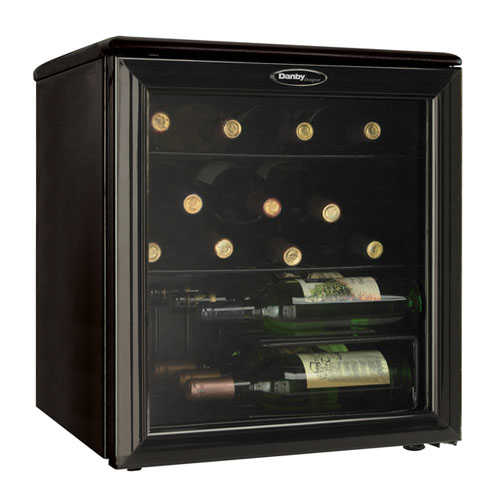 Danby 17 Bottle Wine Refrigerator
