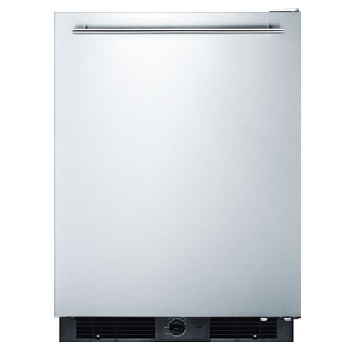 Summit Energy Star 5.7 Cu. Ft. Built-In Refrigerator