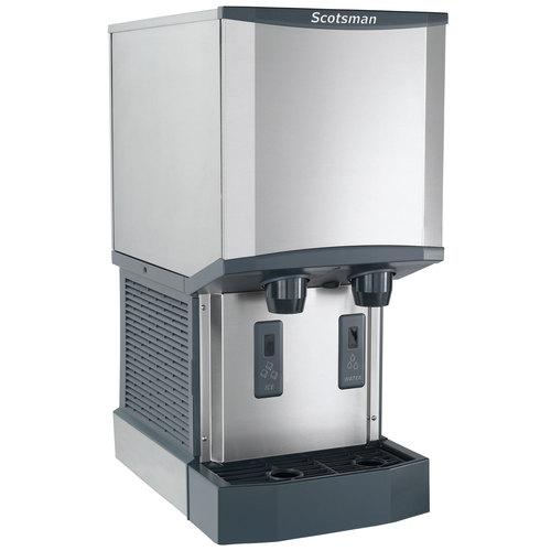 Countertop Ice Machine And Water Dispenser : Meridian Countertop Ice Machine and Water Dispenser- 12 lb. Bin ...