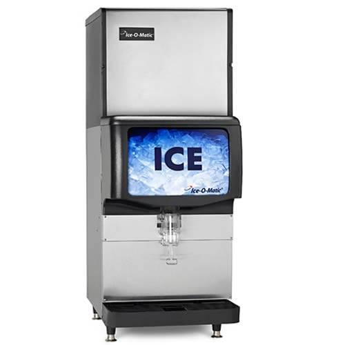 Ice-O-Matic 355 Lbs, 22  Modular - 115V, Full Cube