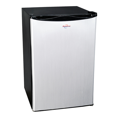 Koolatron 4.6 Cu. Ft. Compressor-Based Refrigerator - Black