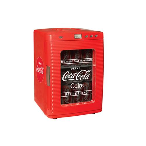 Koolatron Coca Cola 28 Can Refrigerator