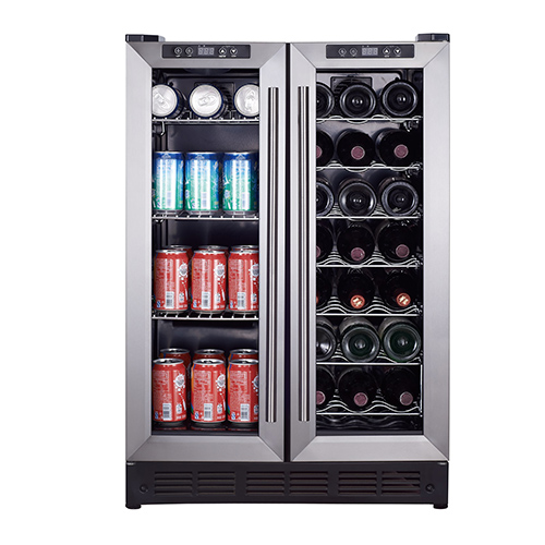 Magic Chef Built-In 24  Wine & Beverage Cooler