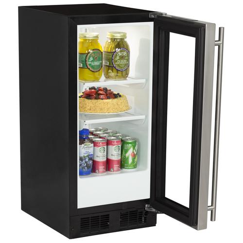 Marvel 15  Built-In Refrigerator-Left Hinge