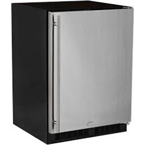 Marvel 24  Built-In Refrigerator w/ Solid Door- Left Hinge