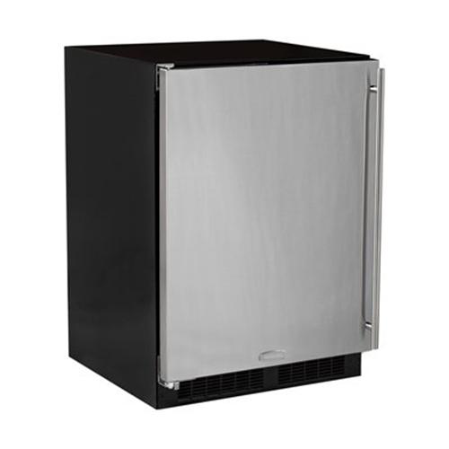 Marvel 24  Built-In Refrigerator w/ Crisper-Left Hinge