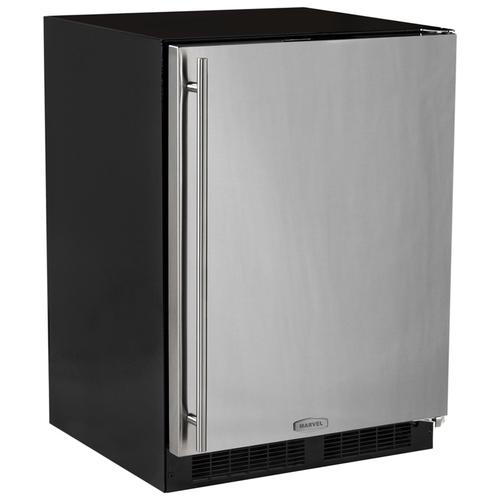 Marvel 24  Built-In Refrigerator/Freezer-Left Hinge