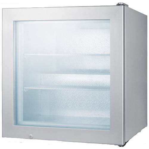 Summit Countertop Impulse Freezer w/ Self-Closing Door