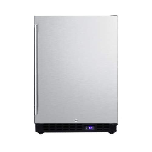Summit 4.7 Cu. Ft. Built-In Outdoor Freezer