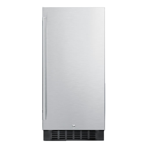 Summit 3 Cu. Ft. Outdoor Built-In Refrigerator