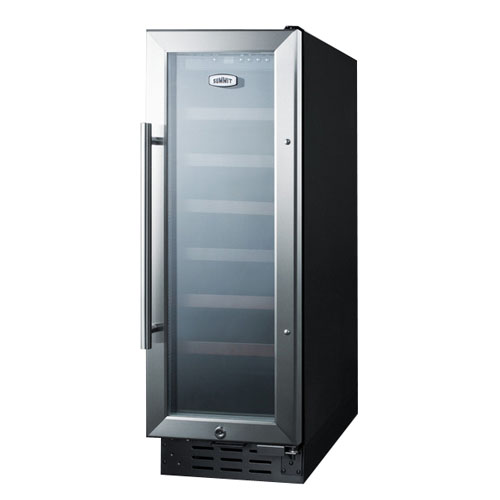 Summit 12 Inch Built-In Wine Cellar