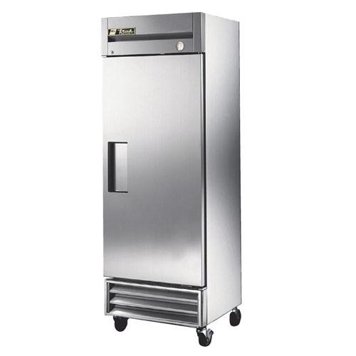 True T-Series 19 Cu. Ft. Reach-In Solid Swing Door Refrigerator