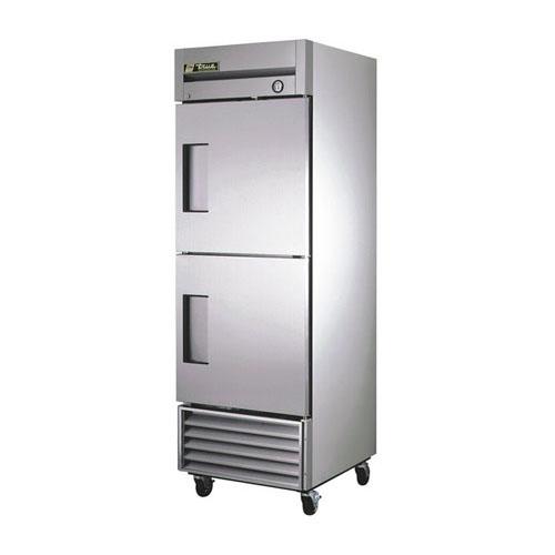 True T-Series 23 Cu. Ft. Reach-In Solid Half Swing Door Refrigerator