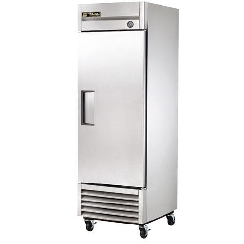 True T-Series 23 Cu. Ft. Reach-In Solid Swing Door Refrigerator