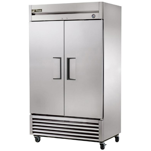 True 43 Cu. Ft. Reach- In Solid Dual Door Freezer