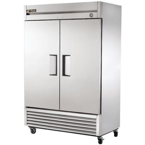 True 49 Cu. Ft. Reach- In Solid Dual Door Freezer