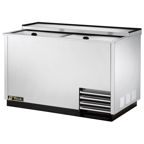 True 50  Stainless Glass and Plate Chiller