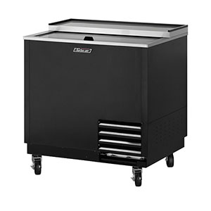 Turbo Air 36  Black Glass Froster