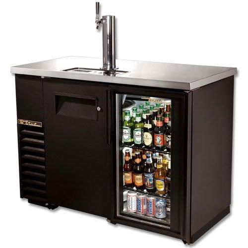 True Back Bar Direct Draw Beer Dispenser