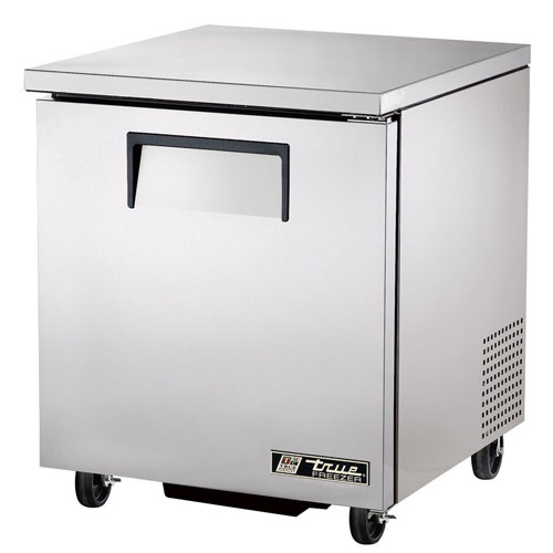 True 27  Undercounter Freezer