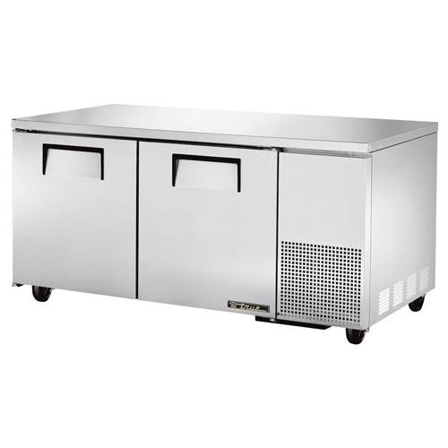 True 67  Deep Undercounter Refrigerator