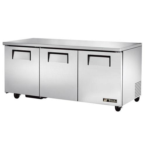 True 72  Undercounter Refrigerator