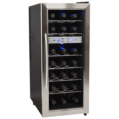 Haier wine cooler quality doesn 39 t have to be expensive for Best wine fridge brands