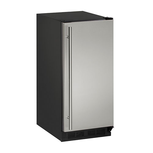 U-Line 15  Built-In Refrigerator-Stainless Steel