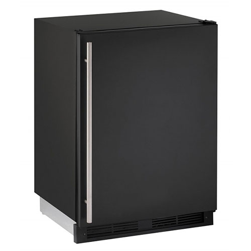 U-Line 24  Built-In Refrigerator-Black
