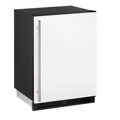 U-Line 24  Built-In Refrigerator/Freezer-White