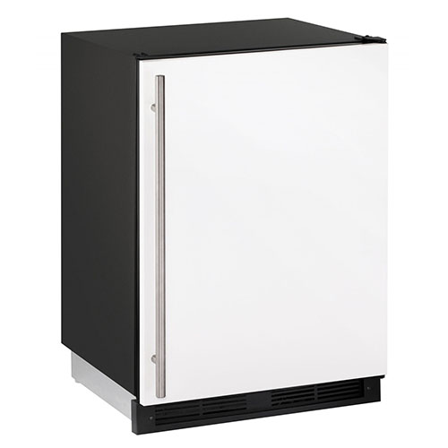 U-Line 24  Built-In Refrigerator-White