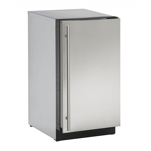 U-Line 18  Built-In Refrigerator-Right Hinge